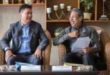Photo of Arunachal: Lokayukta Selection Committee meeting