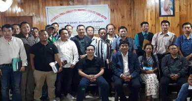 Arunachal: Kra Daadi District development, Coordination and monitoring committee meeting held