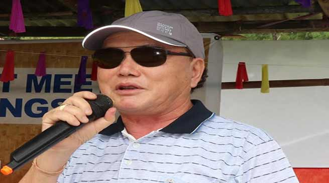Arunachal:maintain ecology for good health and environment- Nabam Rebia