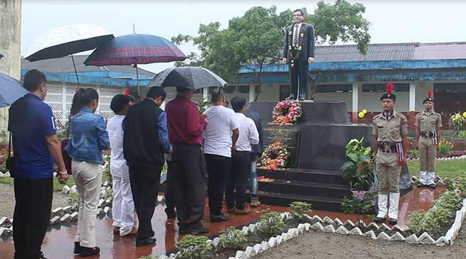 Arunachal: People remember Late Dera Natung