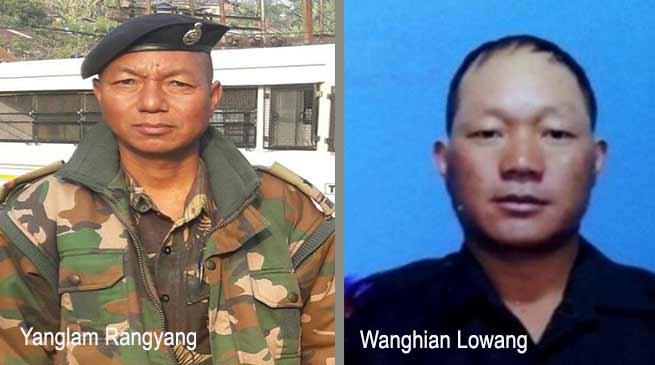 Arunachal: ASI Rangyang dies, AR pays tribute to Subedar Wanghian