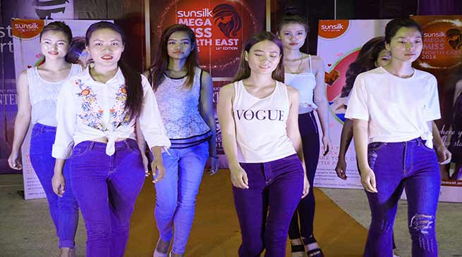 Arunachal: Auditions for Mega Miss North East and Mega