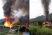 Photo of Arunachal: 16 houses gutted in Dumporoji Fire , CM Directs for all possible assistance