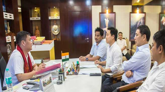 Arunachal: government is serious to make Pasighat University fully operational -Khandu
