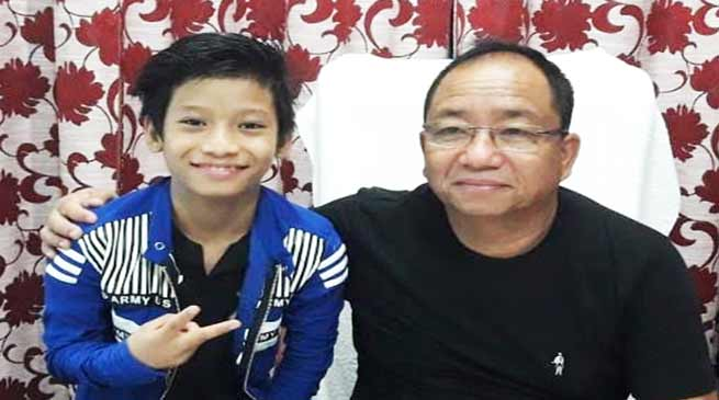 Itanagar:  Techi Kaso appreciates  DID Little Master