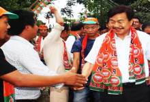 Photo of Arunachal: Congress, NPP workers join BJP in presence of Tapir Gao