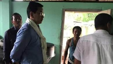 Itanagar: Mohesh Chai on surprise visit to Sangey Laden Sports Academy