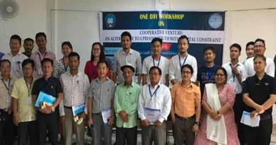 Arunachal: National Level Workshop held at RGU