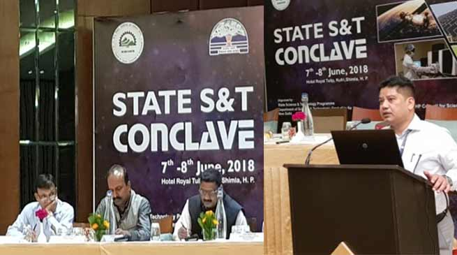 Himachal Pradesh: State's Conclave on Science & Technology Concludes