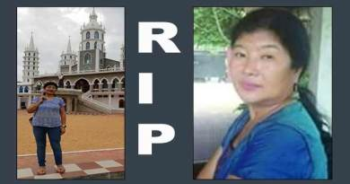 Itanagar- Tarh Yater Techi's death mourned