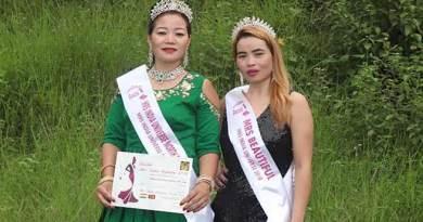 Dazzle Mrs India Universe-2018 :Teli Melum Camdir andTaw Anjali Licha from Arunachal wins titles