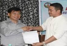 Arunachal:Khandu Govt is people oriented govt for development- Likha Maj