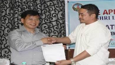 Photo of Arunachal:Khandu Govtis people oriented govt for development- Likha Maj