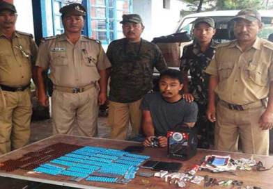 Arunachal: 1 Drug peddller arrested with Brown sugar capsules