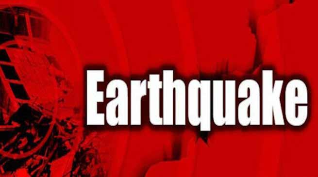 Arunachal:5.2 Magnitude earthquake hits Tezu