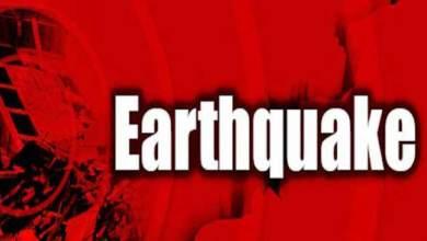 Photo of Arunachal:5.2 Magnitude earthquake hits Tezu