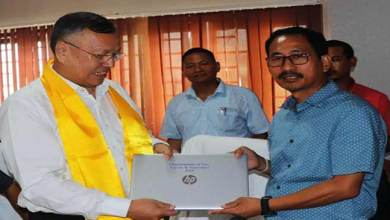Photo of Arunachal:Gamlin asks officials to learn GSTsystems and its rules and regulation