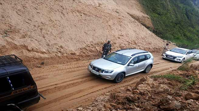 Arunachal: Ban illegal earth cutting works- AAPEMWA