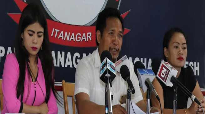 Mrs Arunachal-2018 event organiser clarifies all allegation as baseless