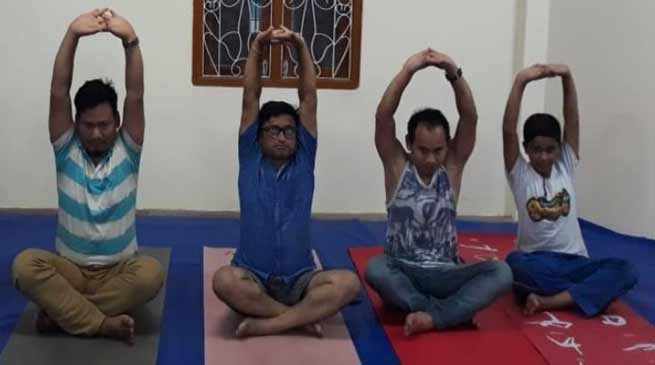 Arunachal:  Nani Sala Foundation appeal all to participate IYD