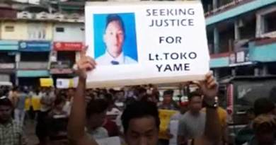 Itanagar: Toko Yame case, AEKDSU demands CBI enquiry