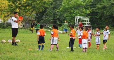 Arunachal: RGU organised Summer Football camp