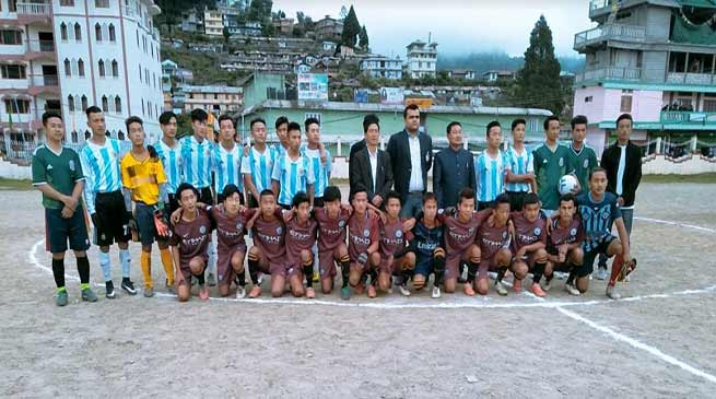 Arunachal: 18 days long football tournament in Bomdila concludes