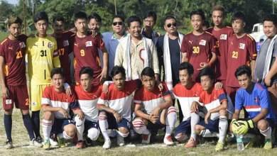 Photo of Itanagar : 7 A side soccer tournament for HIV AIDS awareness begins