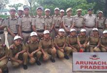 Photo of Arunodaya HSS Students  participates 'Student Police Cadet' launching programme at Gurugram