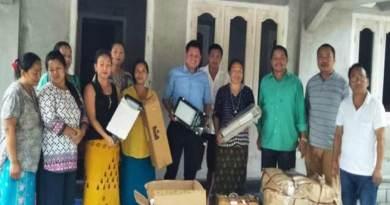 Arunachal: Biyuram donates street lights for Seijosa town