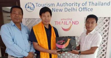 India Asean friendship car rally 2018- delegates form Myanmar to join the rally