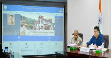 Arunachal: Khandu launches Chief Minister's Arogya Arunachal Yojana