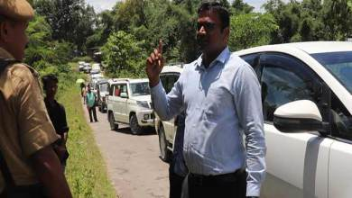 Photo of Assam Police obstructed Arunachal Minister to visit Bogoli-Denka to attend public programme