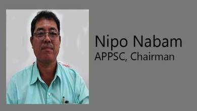 Photo of Arunachal: Nipo Nabam appointed APPSC Chairman