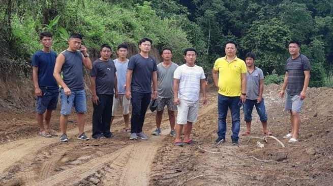 Arunachal: Sidisow inspects university site in Thrizino