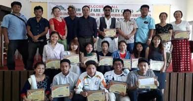 Arunachal: TWA felicitates Tarh Clan academic achievers of 2017-18
