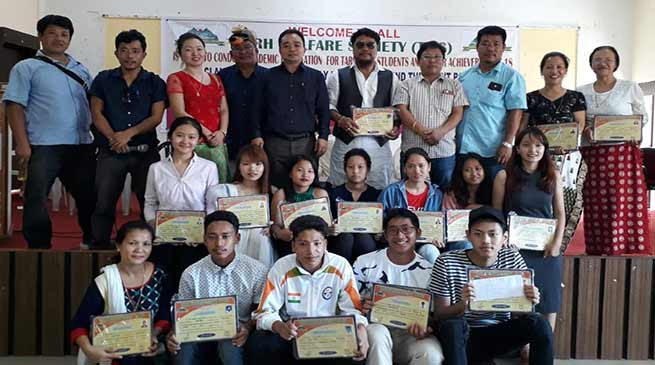 Arunachal: TWA felicitates Tarh Clan academic achievers of 2017-18