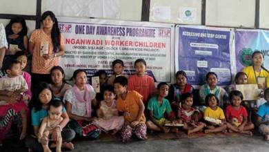 Photo of Arunachal:Awareness programme for Anganwadi workers