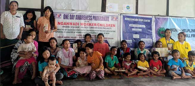 Arunachal:Awareness programme for Anganwadi workers