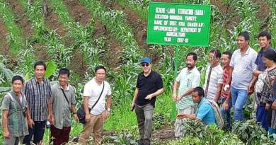 Agri-horti sector is most prosperous avenue in Arunachal Pradesh- DC KraDaadi