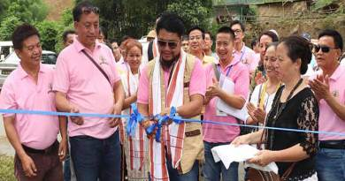 Itanagar: Tarh Nachung Inaugurates Dree festival, food stalls