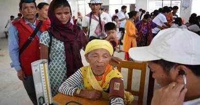 Arunachal: Jan Sunwai Sammelan held at Kimin of Papum Pare dist