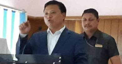 Arunachal: students community to become the torch bearer of the society- Sidisow