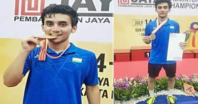Lakshya wins Asian gold; BAI announces Rs. 10 lakh cash reward