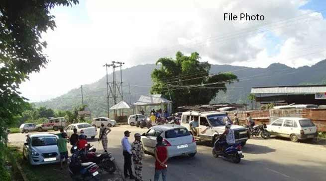 Itanagar: DC issues strict directions on one-way traffic