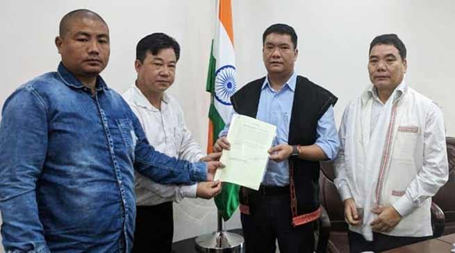 Arunachal: TDDC demands creation of Tuting district