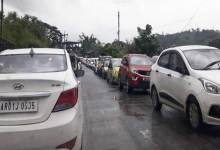 Arunachal: Itanagar-Naharlagun witness unprecedented traffic jam