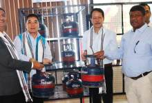 Arunachal: Libang launches small LPG cylinder