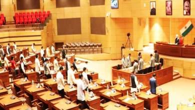 Arunachal Assembly paid rich tribute to Atal Behari Vajpayee