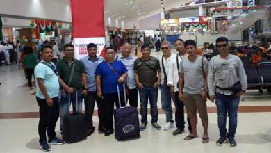 Photo of Asian Games-2018: AOA officials team left for Indonesia